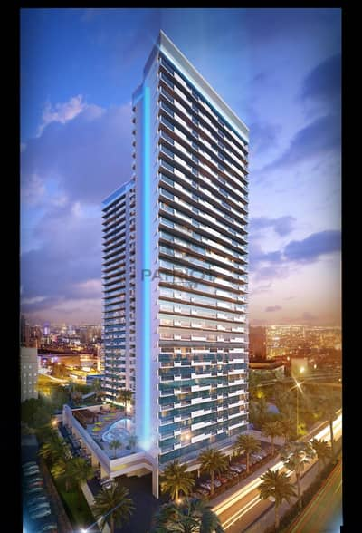 Ready to move New Building by Damac in Best location Business Bay.