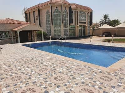 5 Bedroom Villa for Sale in Al Twar, Dubai -  Pool