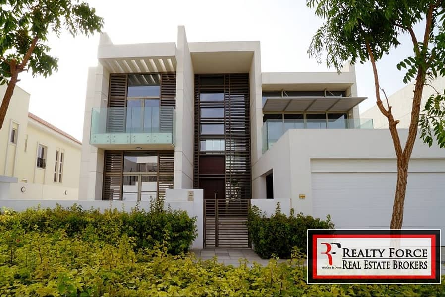 VASTU COMPLIANCE|LARGE CORNER 5BR|FULL BURJ VIEW