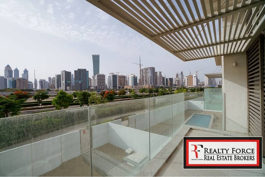 10 VASTU COMPLIANCE|LARGE CORNER 5BR|FULL BURJ VIEW