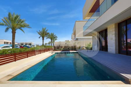 5 Bedroom Villa for Sale in Saadiyat Island, Abu Dhabi - With Rent Refund!! Prestigious Location.
