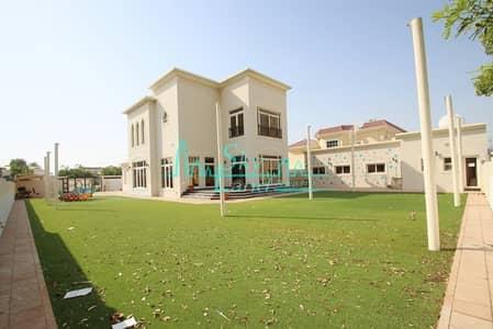 فیلا 6 غرف نوم للايجار في جميرا، دبي - Modern|Very bright|Spacious 6 bed | Large garden