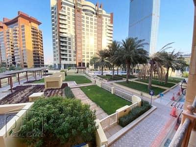 فلیٹ 2 غرفة نوم للايجار في نخلة جميرا، دبي - Massive Terrace | Sea View | High Demand