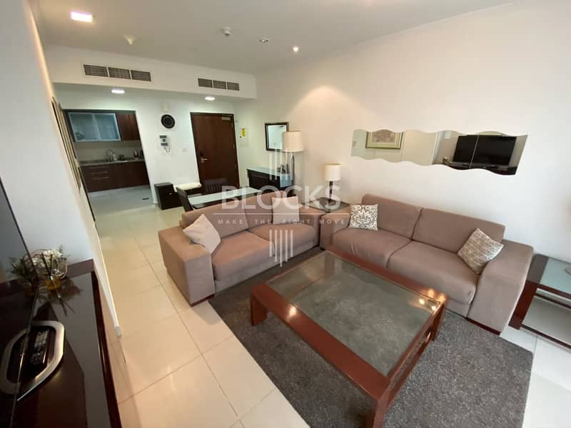 2 Fully Furnished 1 BHK for rent in JLT !!