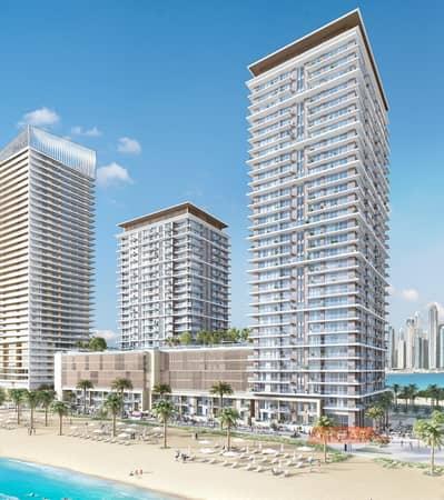 فلیٹ 2 غرفة نوم للبيع في دبي هاربور، دبي - Beachfront living