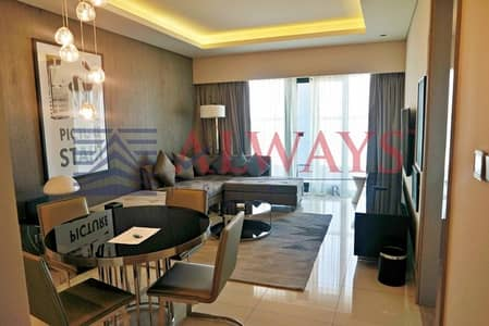 Canal View || Fully Furnished || Stunning 1BR || High Floor