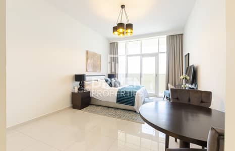 Studio for Rent in Jumeirah Village Circle (JVC), Dubai - Furnished and Brand New Apt with Amazing View