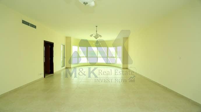 شقة في الحضيبة 2 غرف 80000 درهم - 4674267