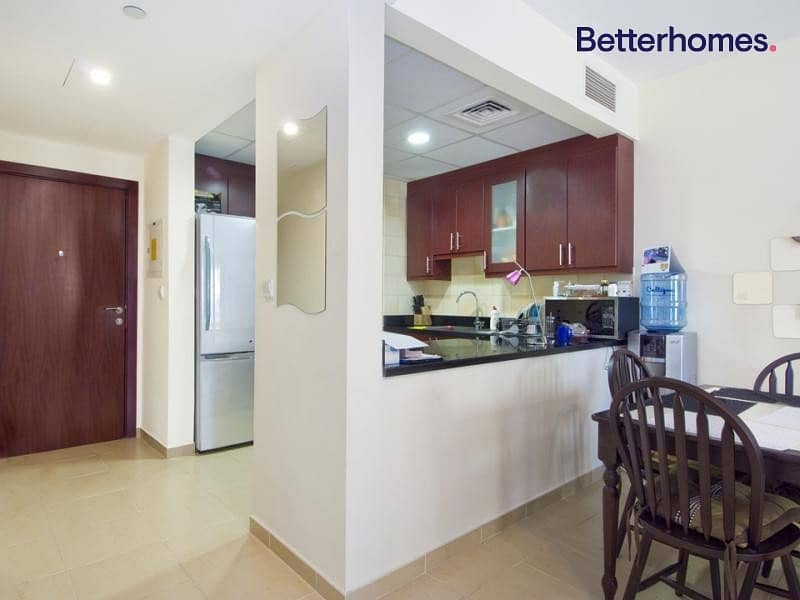 2 Fully furnished and amazing unit with balcony