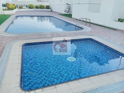 فلیٹ 2 غرفة نوم للايجار في بر دبي، دبي - Chiller Free | Huge Balcony | Behind Burjuman | All Facilities