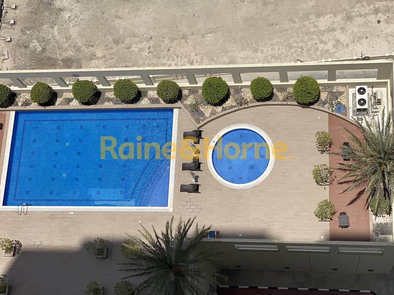 20 Dubai Eye | See View | Partial Furnished | Vacant