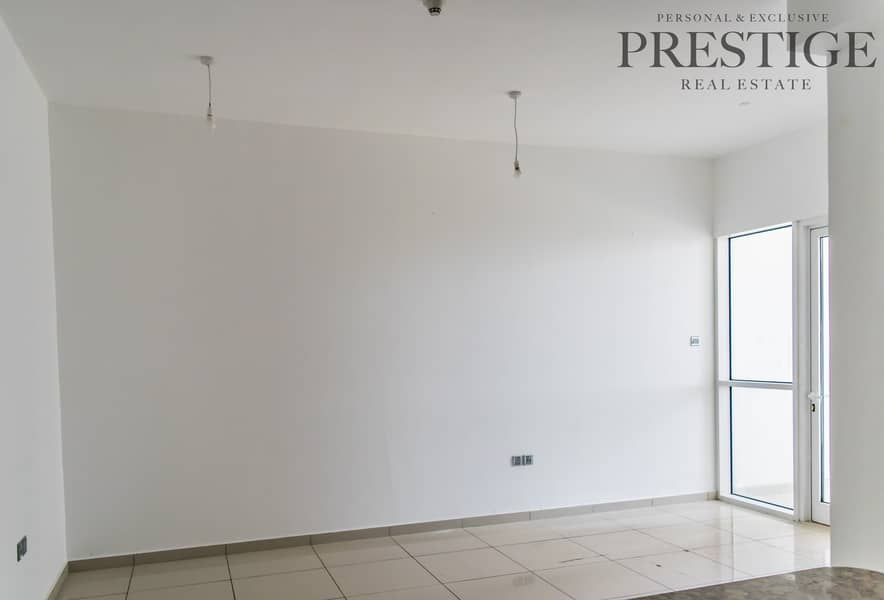 2 1 Bed | Unfurnished | Low Floor