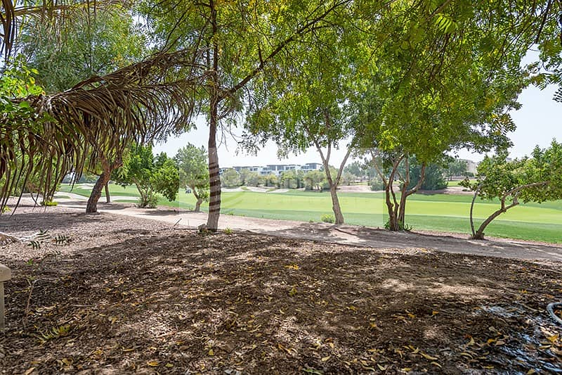 2 4BR+Maid's Villa | Full Golf Course View | Vacant