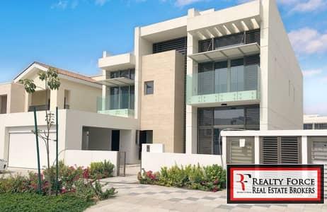 فیلا 5 غرف نوم للبيع في مدينة محمد بن راشد، دبي - LARGE 5 BR CONT   VACANT ON TRANSFER  LANSCAPED