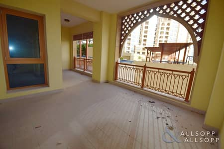 Large Terrace | Direct Pool Access | Vacant