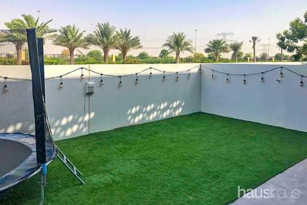 تاون هاوس 3 غرف نوم للايجار في مدن، دبي - Available 15th August | Single Row | Mid Unit