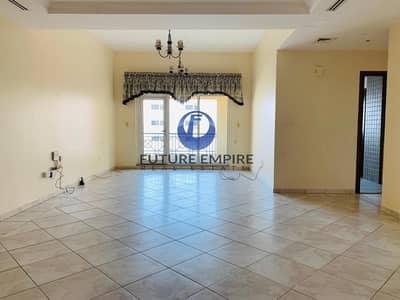 شقة 2 غرفة نوم للايجار في ديرة، دبي - Chiller Free 2-BR Front of Al Qiyadah Metro Station with All Facilites