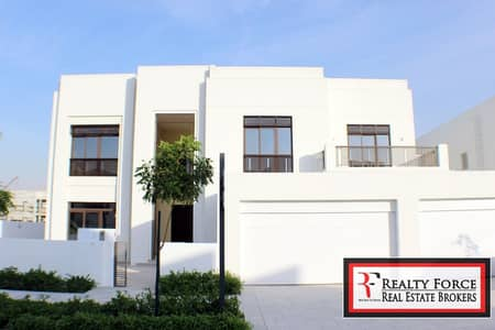 CLOSE TO LAGOON|6BR MODERN ARABIC|VACANT ON TRANSFER