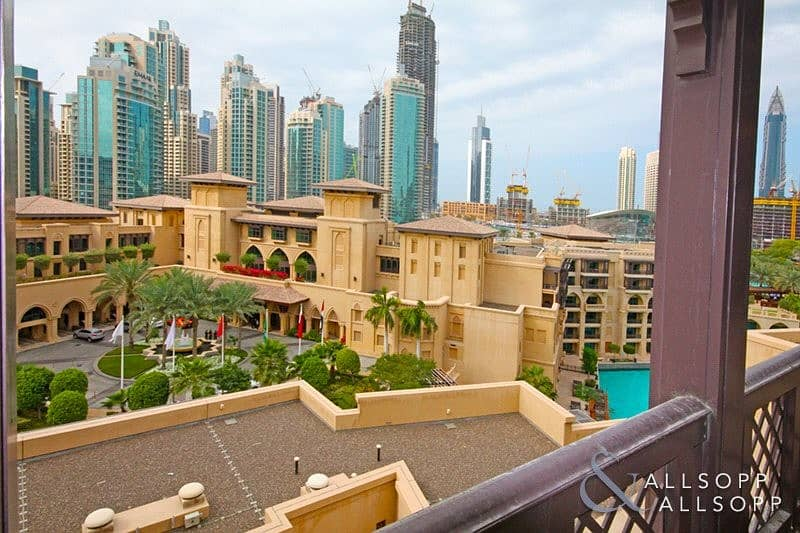 2 Bed | Penthouse | Modernly Furnished