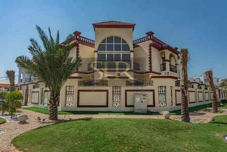 6 Bedroom Villa for Sale in Al Barsha, Dubai - Fully Furnished | vacant | Corner Villa