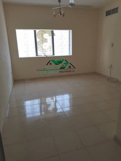 1 Bedroom Flat for Rent in Al Nuaimiya, Ajman - 1 Bedroom Hall Central Air Conditioner in Nuaimiya Area