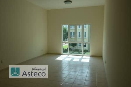 فلیٹ 1 غرفة نوم للايجار في ديسكفري جاردنز، دبي - U Type With Balcony 13Months Near Metro Station