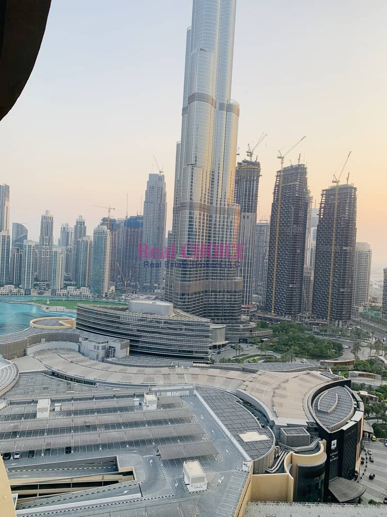 5 Star Serviced Studio|Direct link to Dubai Mall