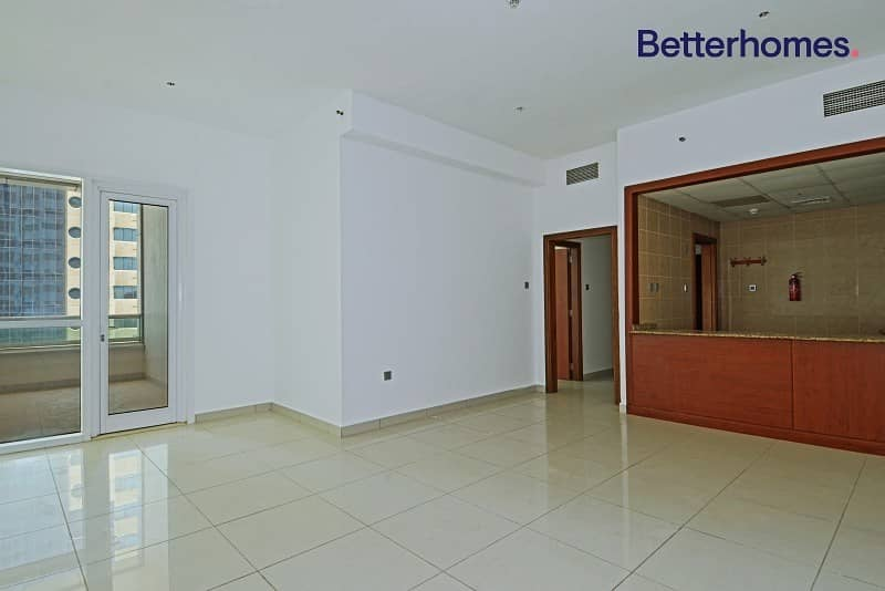 Low Floor | Great Location| Unfurnished