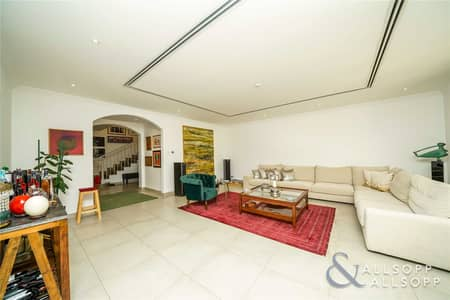 4 Bedroom Townhouse for Sale in Green Community, Dubai - Exclusive | Supreme Upgrades | Main Park