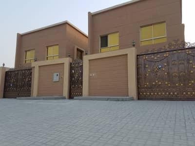 فیلا 5 غرف نوم للايجار في المويهات، عجمان - للايجار فيلا اول ساكن