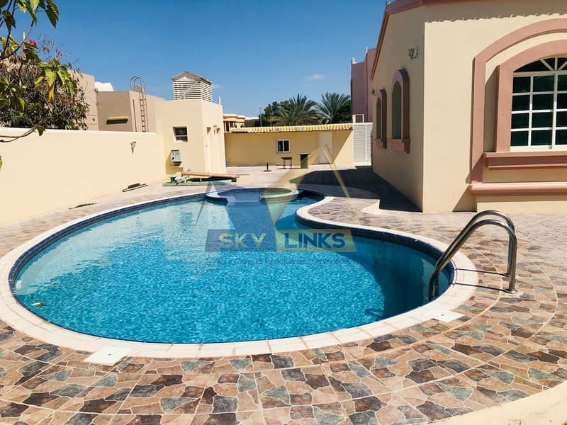 Luxury 4BR Villa With Pool for Rent