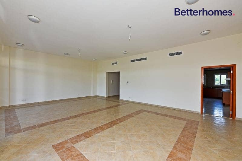 Upgraded Flooring | Family room | Lake View