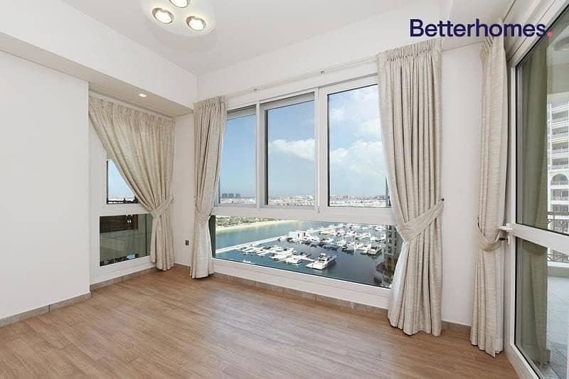 Full Sea View |Maids Room | High Floor
