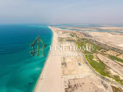 Plot for Sale in Marina Village, Abu Dhabi - Wonderful Residential Land direct on the Sea