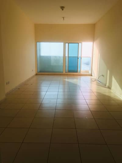 2 Bedroom Flat for Rent in Al Sawan, Ajman - 2 bhk full sea view closed kitchen with free parking for rent