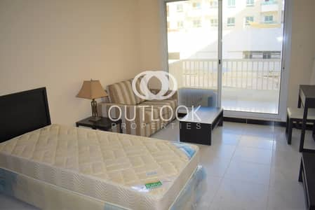 Studio for Sale in Jumeirah Village Circle (JVC), Dubai - Urgent Sale| Chiller free| Pool view