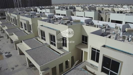 3 Bedroom Townhouse for Sale in Town Square, Dubai - Best Priced 3 BR Huge Villa Call for Best Offer