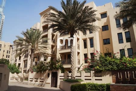 1 Bedroom Apartment for Rent in Old Town, Dubai - SPACIOUS Apartment | Balcony with Amazing View | Elegant Home Features