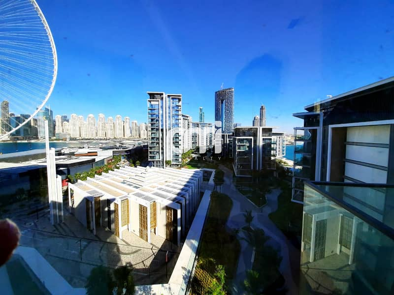15 Luxurious Residence | Stunning View of Bluewaters Community and Ain Dubai