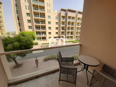 Fully Furnished | Big Room | Balcony with Community View