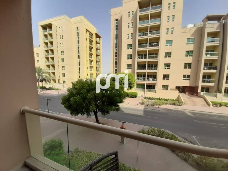 11 Fully Furnished | Big Room | Balcony with Community View