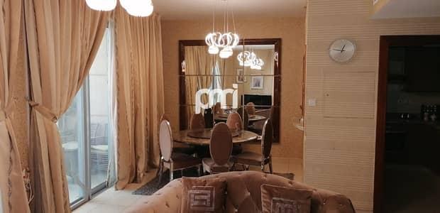 Fully Furnished | Fendi Furniture | Spacious Balcony +Maid's