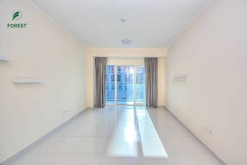 Spacious  Unit | 1BR + Balcony | Ready To Move In
