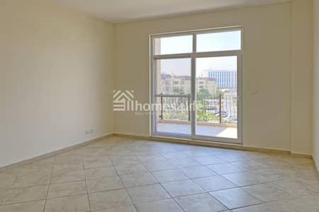 فلیٹ 2 غرفة نوم للايجار في موتور سيتي، دبي - Bright Immaculate condition Park View Apartment