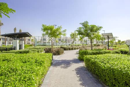 4 Bedroom Townhouse for Rent in Reem, Dubai - Desirable Large Corner Unit With Stunning View