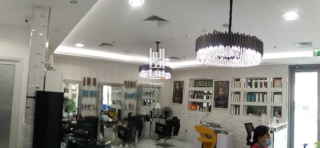 LUXURIOUS LADIES SALOON IN BUSINESS BAY NEAR THE CANAL