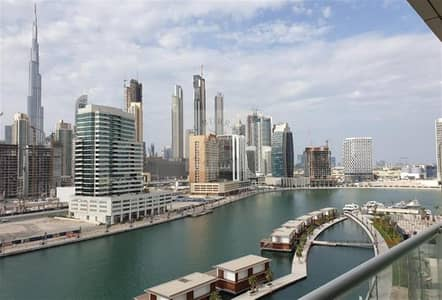 2 Bedroom Apartment for Rent in Business Bay, Dubai - Spacious 2 Bedroom With balcony plus Maid Room In Business Bay