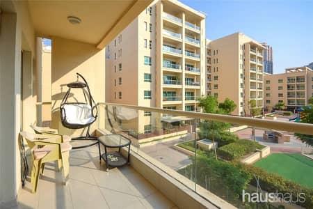 فلیٹ 2 غرفة نوم للبيع في الروضة، دبي - 05 Unit   2 Bed and Study   VOT   Well Maintained