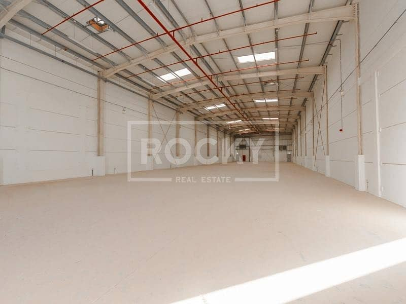 Cluster Warehouse | RENT | DIC | No Tax