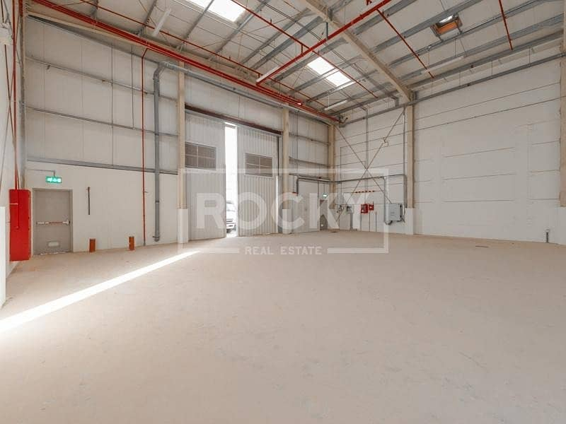 2 Cluster Warehouse | RENT | DIC | No Tax
